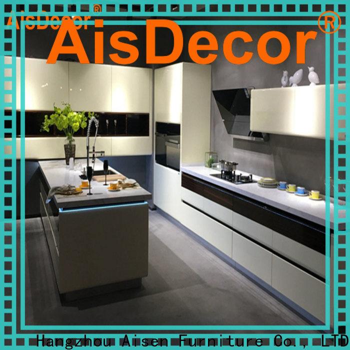 AisDecor lacquer paint cabinets one-stop services