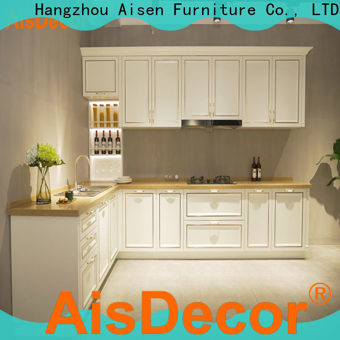 AisDecor professional old kitchen cabinets one-stop solutions