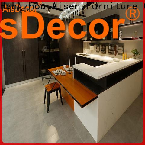 AisDecor laminate cabinets factory