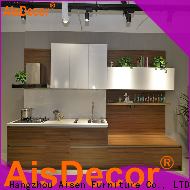 AisDecor painting laminate kitchen cupboards international trader