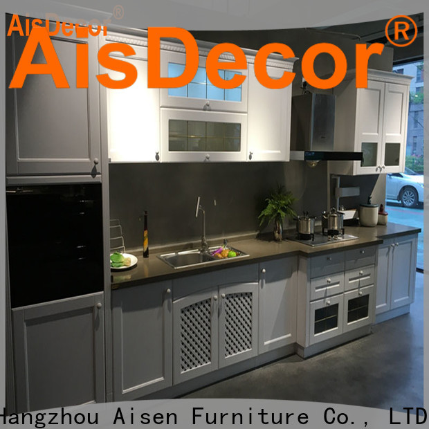 AisDecor new laminate kitchen cabinet wholesale