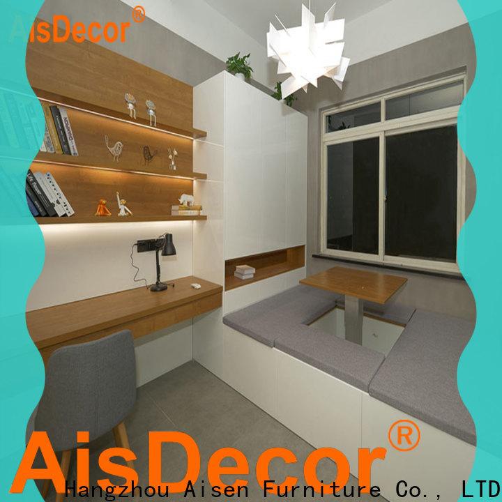 AisDecor cheap bookcase bookshelf from China