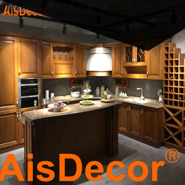 professional wooden kitchen cupboards one-stop solutions