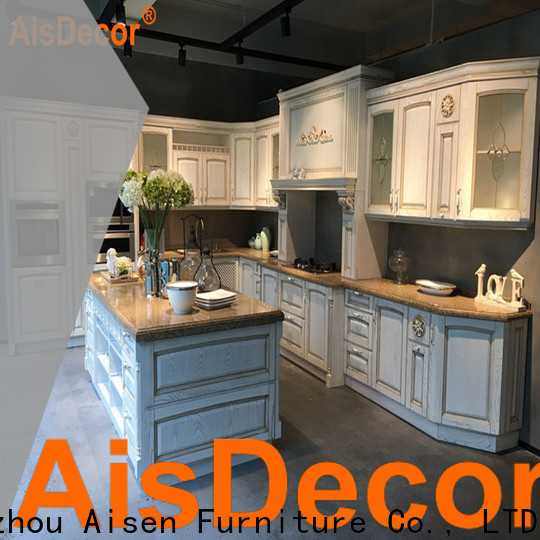 cheap solid wood kitchens exporter