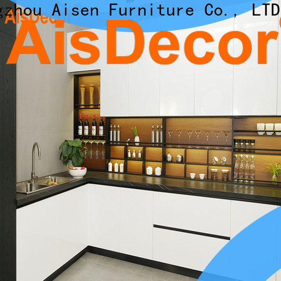 AisDecor lacquer paint cabinets international trader