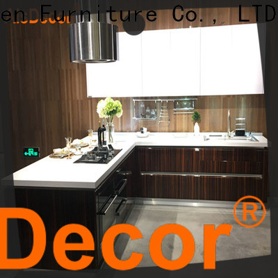 AisDecor painting laminate kitchen cabinets manufacturer