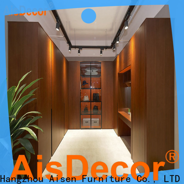 top-selling luxury walk in closet one-stop services