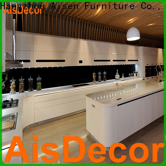 top-selling lacquer kitchen cabinet from China