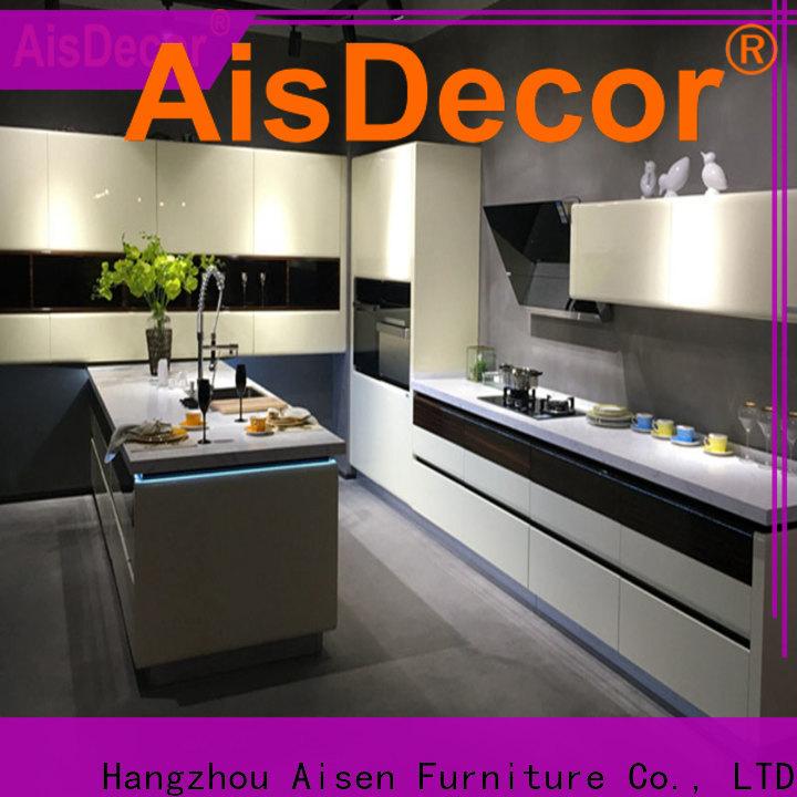 AisDecor wholesale kitchen cabinets factory