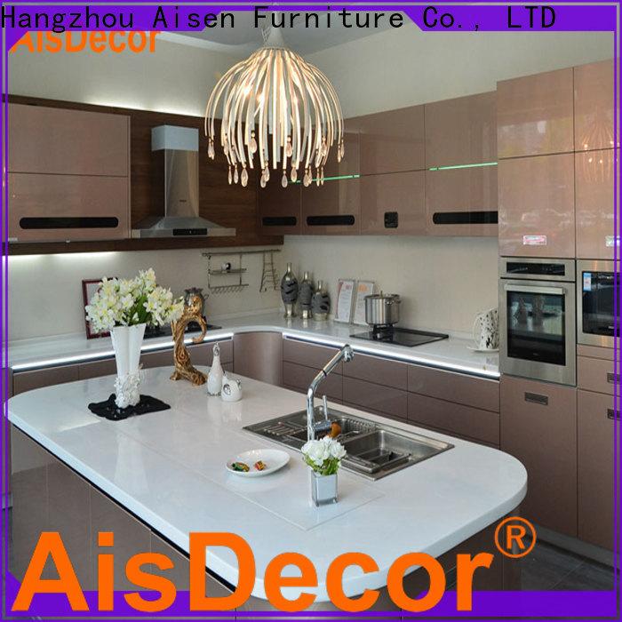 best wholesale kitchen cabinets factory