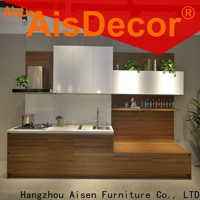 custom laminate kitchen cabinet supplier