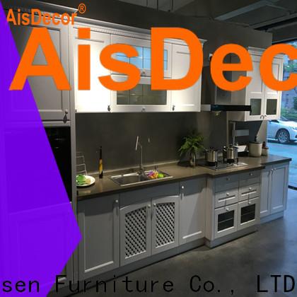 AisDecor laminate kitchen cabinet overseas trader