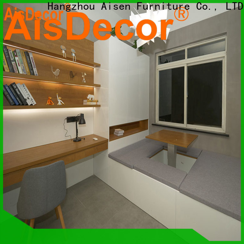 AisDecor new wardrobe design factory