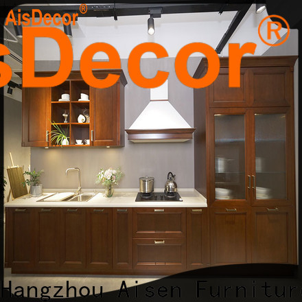 AisDecor solid wood kitchens exporter
