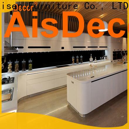 AisDecor white lacquer cabinets wholesale