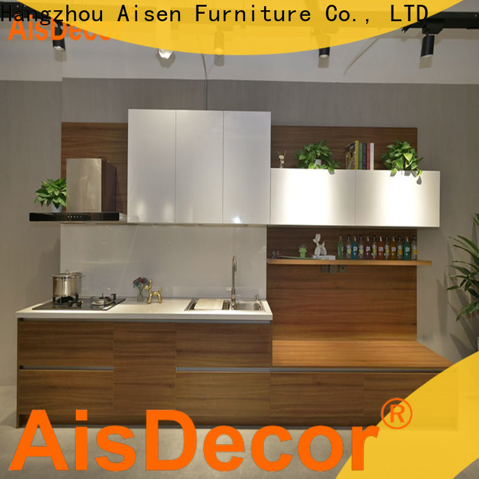 AisDecor painting laminate kitchen cupboards from China