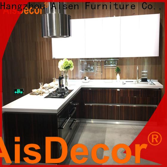 AisDecor custom laminate cabinets supplier