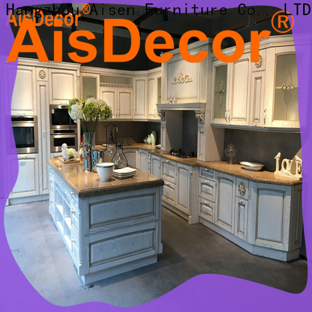 AisDecor reliable old kitchen cabinets one-stop services