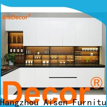 AisDecor custom wholesale kitchen cabinets manufacturer