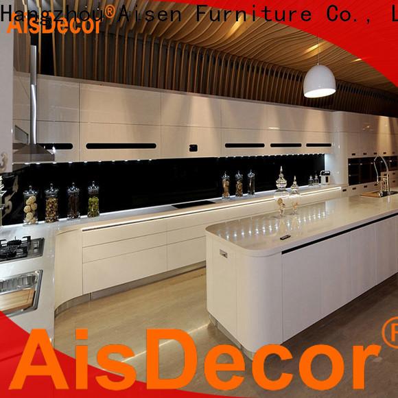 AisDecor lacquer kitchen cabinet one-stop services