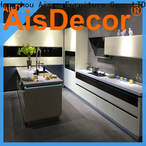 AisDecor lacquer paint cabinets supplier