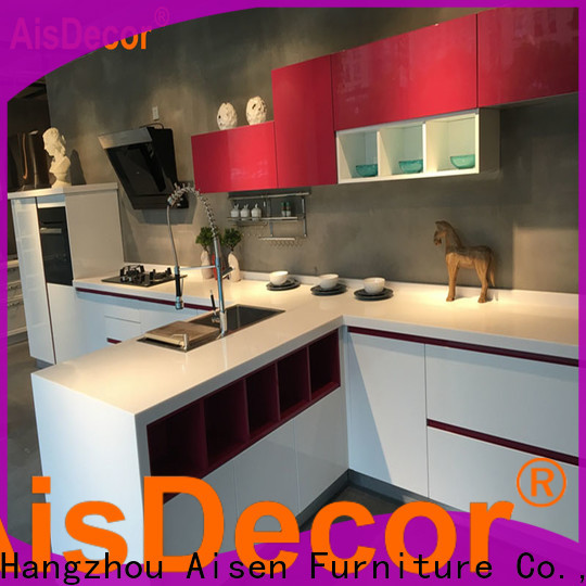 AisDecor top-selling lacquer paint cabinets one-stop services
