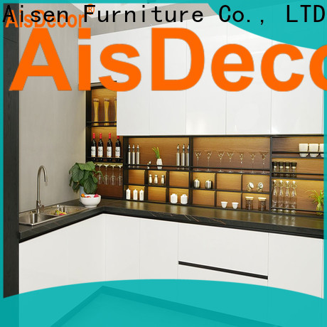 AisDecor lacquer kitchen cabinet manufacturer