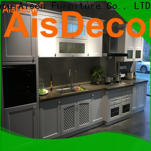 AisDecor laminate kitchen cabinet manufacturer