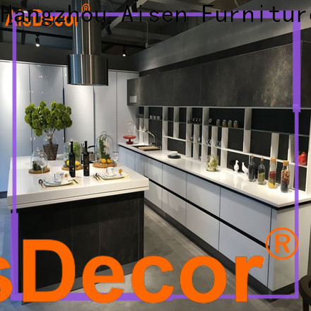 cheap shadow line kitchen cabinets factory