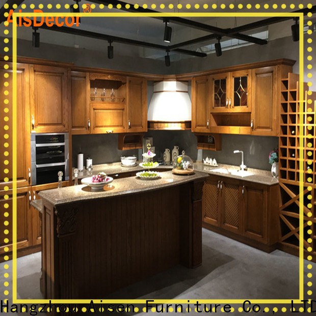 oak cabinets wholesale