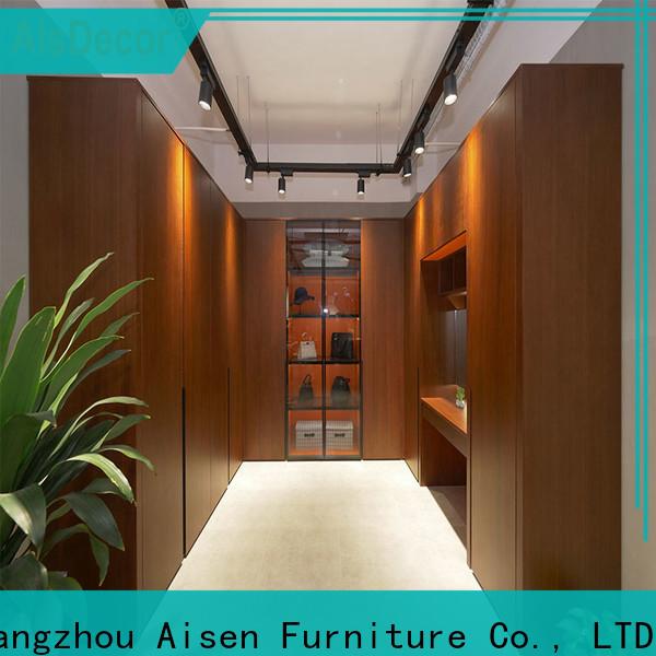 top-selling huge walk in closet overseas trader