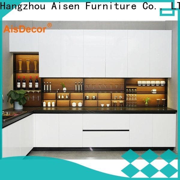 AisDecor best white lacquer cabinets international trader