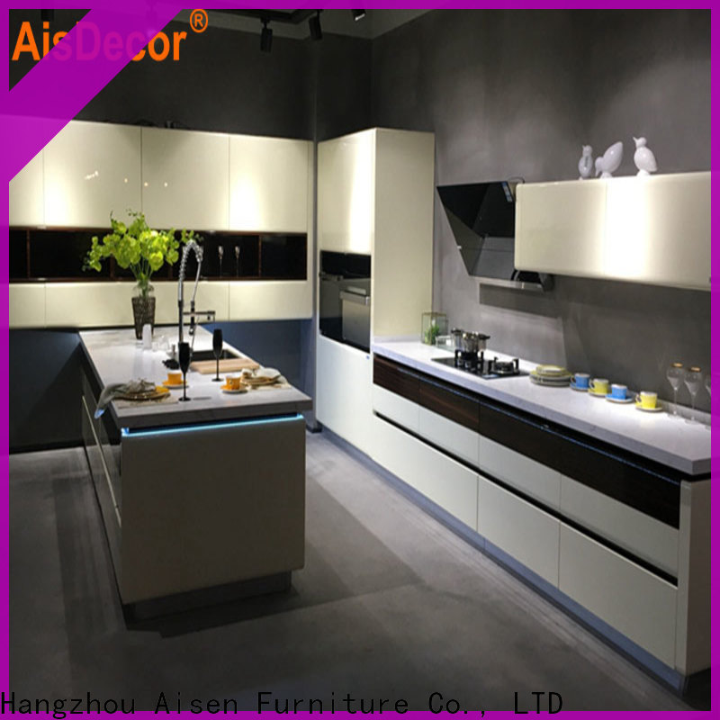 AisDecor reliable gray cabinets kitchen overseas trader
