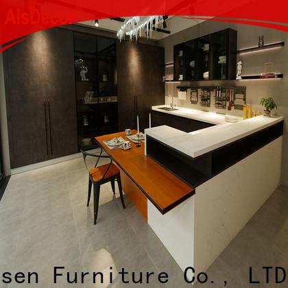 AisDecor painting laminate cupboards wholesale