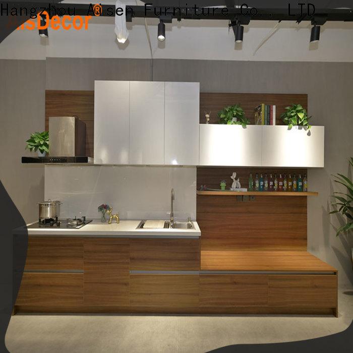 AisDecor new painting laminate kitchen cabinets international trader