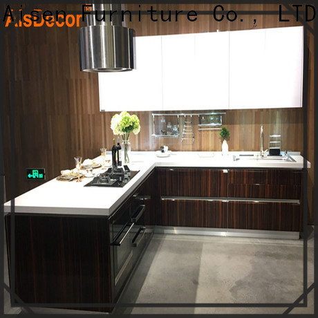 AisDecor laminate cabinets one-stop services