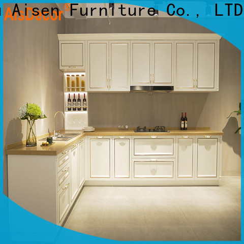 cheap wooden kitchen cupboards one-stop services