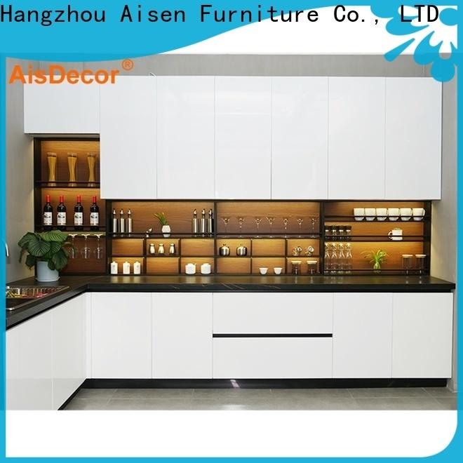 custom wholesale kitchen cabinets exporter