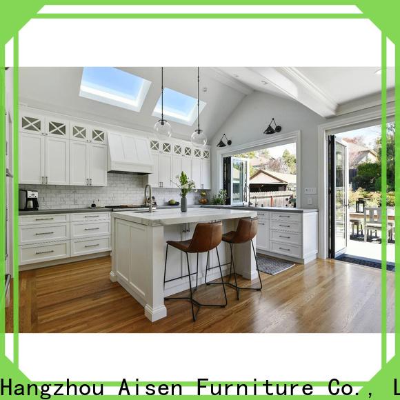 custom shaker kitchen cabinet exporter