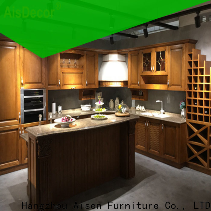 AisDecor old kitchen cabinets factory