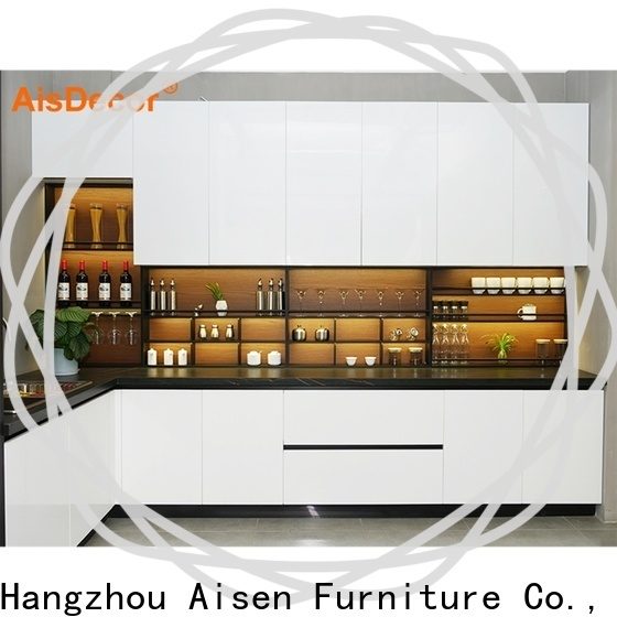 AisDecor lacquer paint cabinets from China