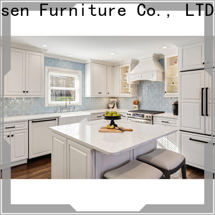 AisDecor gray cabinets kitchen exporter
