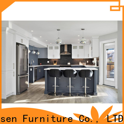 AisDecor top-selling wholesale kitchen cabinets one-stop solutions