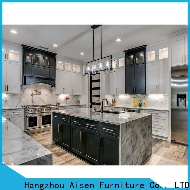 AisDecor reliable gray cabinets kitchen international trader