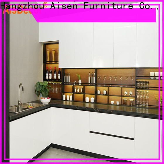 AisDecor lacquer cabinets one-stop services