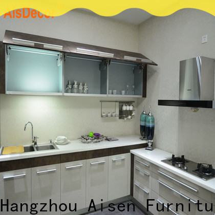 AisDecor laminate kitchen cabinet exporter