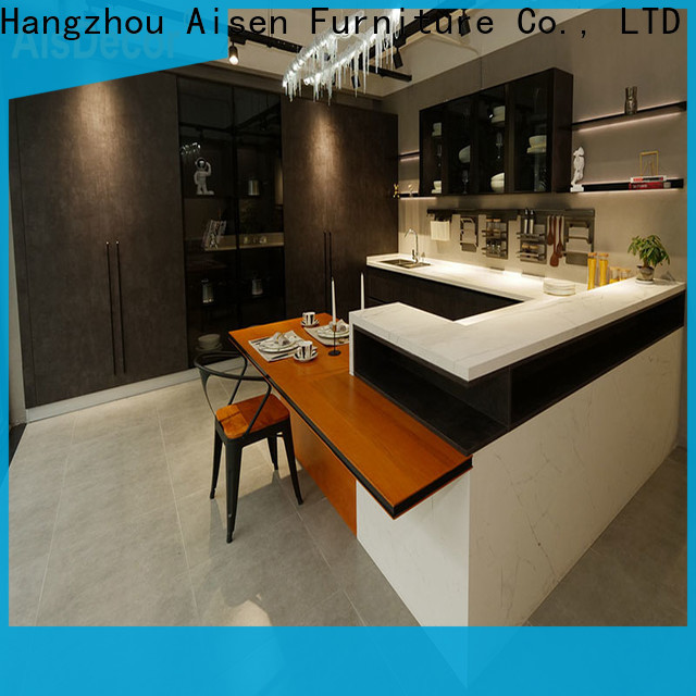 AisDecor painting laminate kitchen cupboards one-stop services
