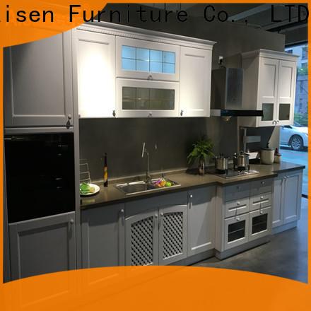 custom painting laminate kitchen cabinets factory