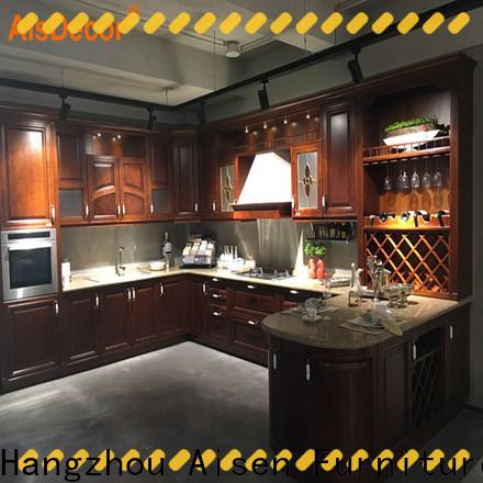 cheap solid wood kitchen cabinet manufacturer