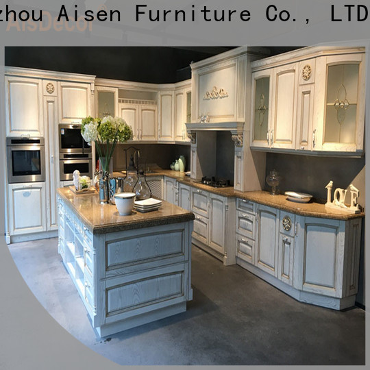 solid wood kitchens supplier